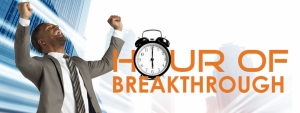 Hour of Breakthrough - Saturday, 4 November 2017