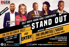 YOUNG ADULT CONFERENCE 2017: STAND OUT