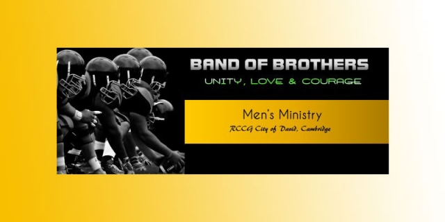BAND OF BROTHERS' - BOB (MEN'S MINISTRY)