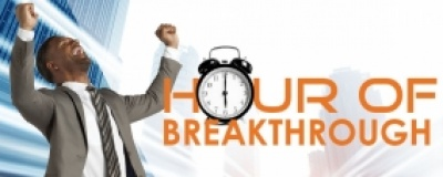Hour of Breakthrough - Saturday, 4 March 2017