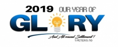 2019 our Year of Glory and all round settlement