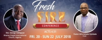 Fresh Fire Conference